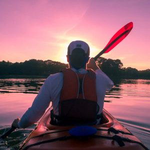 Go Kayaking on the French Broad River
